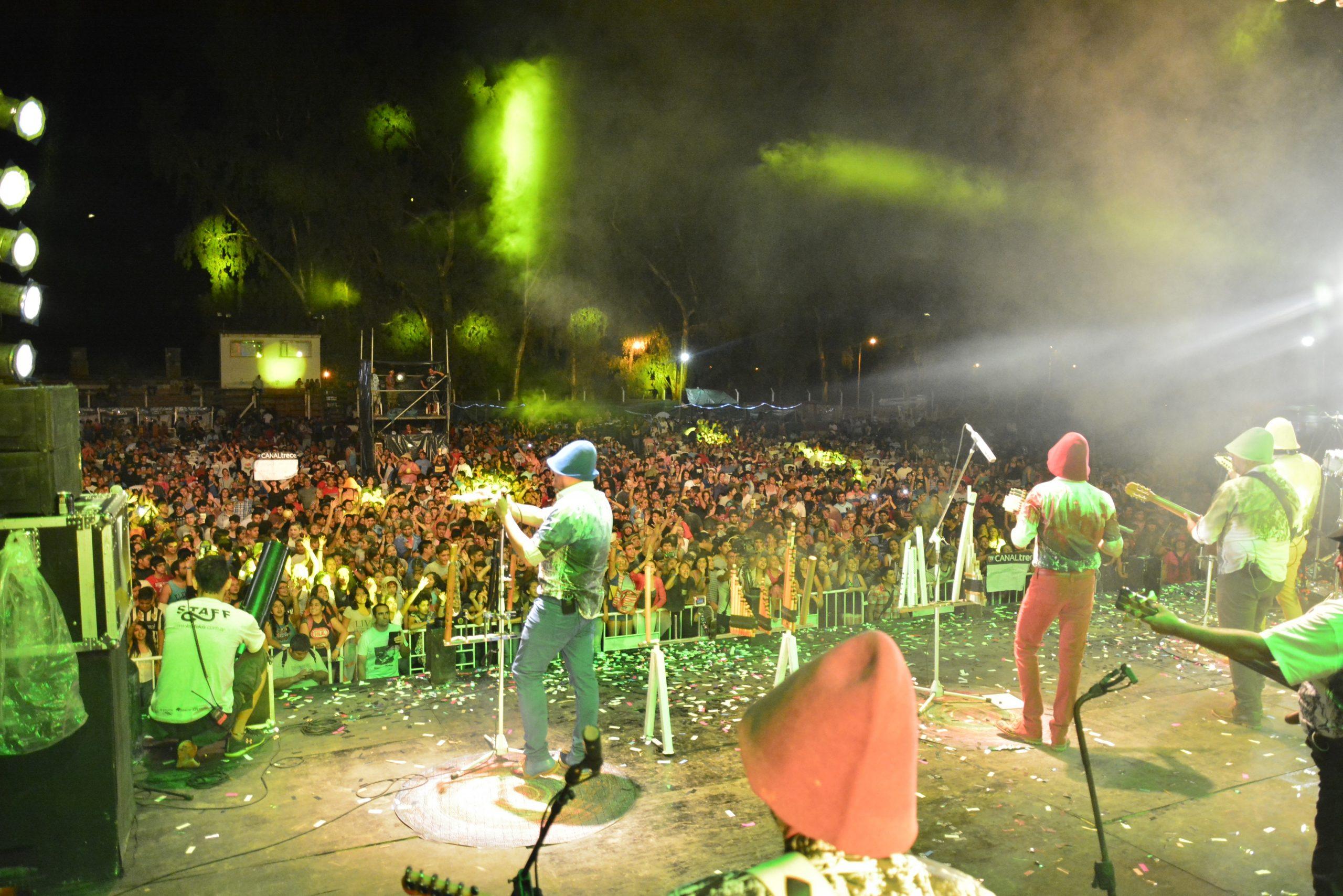 Festival Nacional del Peón Viñador