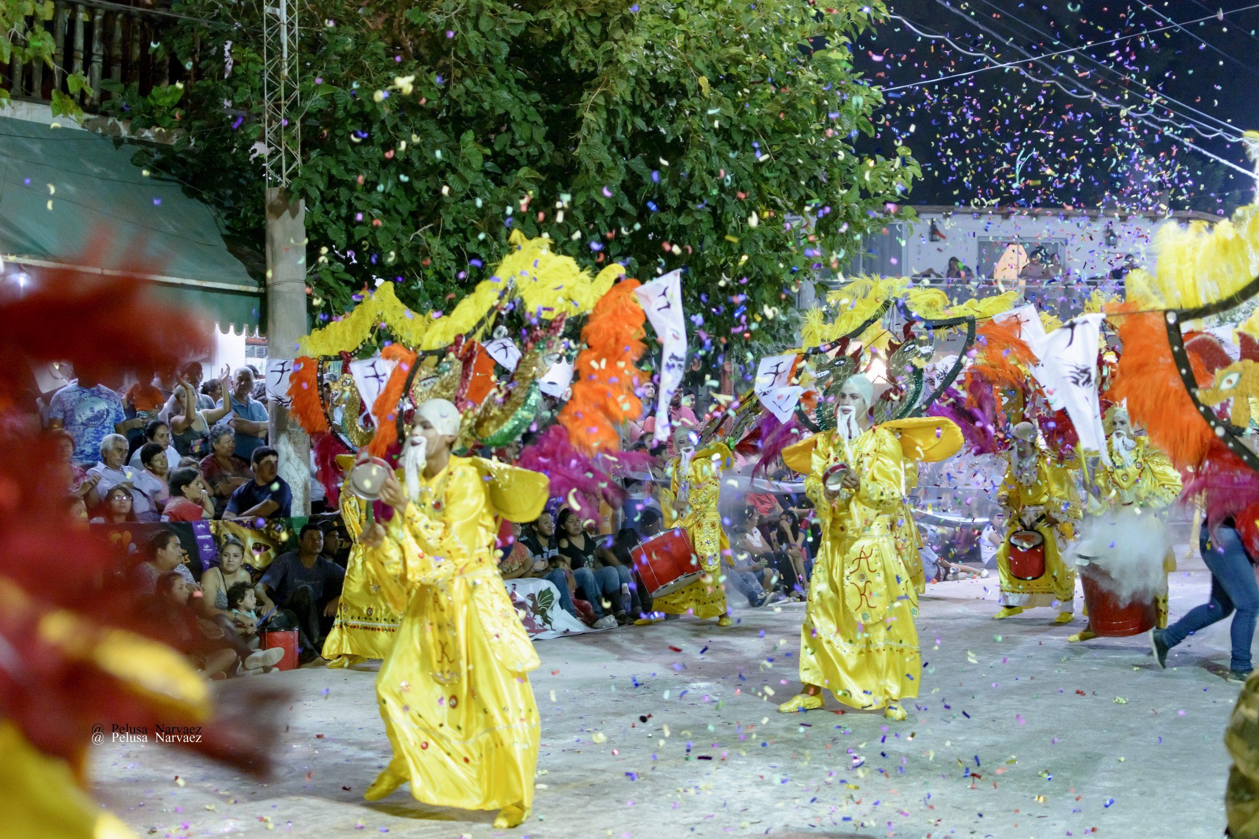 Fiesta Provincial de las Comparsas